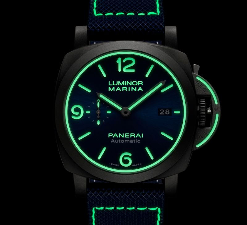 The Luminor Edition By Panerai: New Powerful And Remarkable Timepieces panerai The Luminor Edition By Panerai: New Powerful And Remarkable Timepieces LUMINOR MARINA 44MM 2