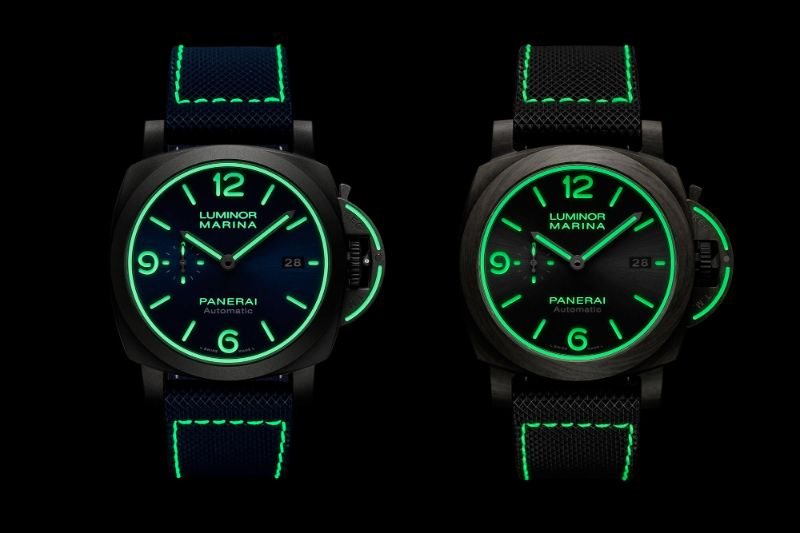 The Luminor Edition By Panerai: New Powerful And Remarkable Timepieces panerai The Luminor Edition By Panerai: New Powerful And Remarkable Timepieces LUMINOR MARINA CARBOTECH    44MM