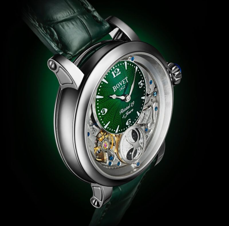 Symbols Of Art And Emotion: The Most Iconic Watches By Bovet bovet Symbols Of Art And Emotion: The Most Iconic Watches By Bovet R  CITAL 29