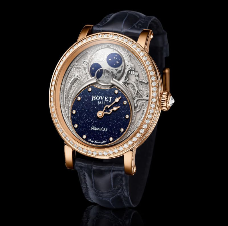 Symbols Of Art And Emotion: The Most Iconic Watches By Bovet bovet Symbols Of Art And Emotion: The Most Iconic Watches By Bovet R  cital 23