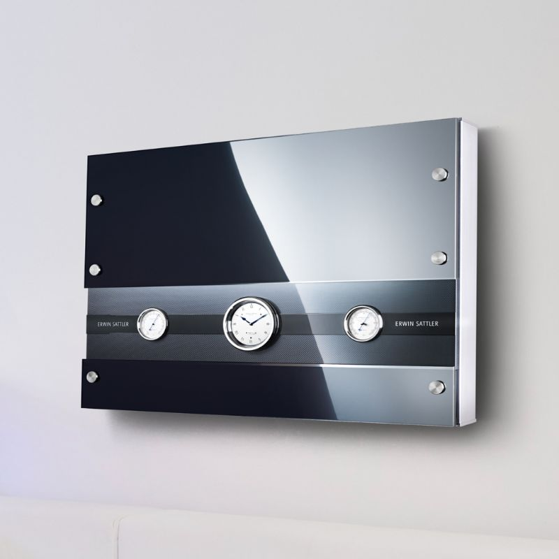 erwin sattle Timeless Design And High Quality: Modern Watch Winders By Erwin Sattler ROTALIS 15 3
