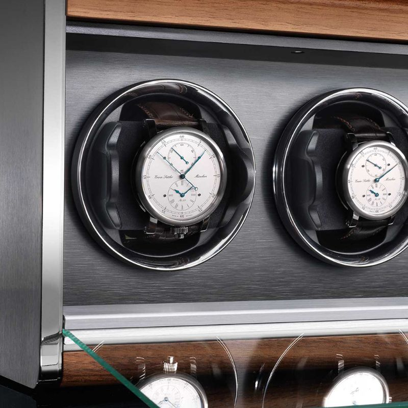 Timeless Design And High Quality: Modern Watch Winders By Erwin Sattler erwin sattle Timeless Design And High Quality: Modern Watch Winders By Erwin Sattler ROTALIS 3 2 2