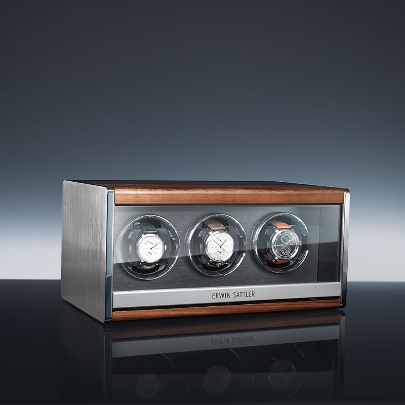 Timeless Design And High Quality: Modern Watch Winders By Erwin Sattler erwin sattle Timeless Design And High Quality: Modern Watch Winders By Erwin Sattler ROTALIS 3