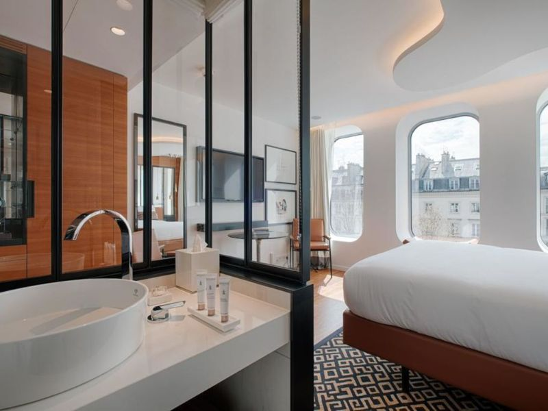The Renaissance Republique Hotel: A Luxury Design By Didier Gomez didier gomez The Renaissance Republique Hotel: A Luxury Design By Didier Gomez The Renaissance Republique Hotel A Luxury Design By Didier Gomez 6