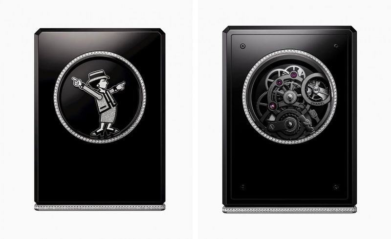 Get Impressed By The New Chanel Contemporary Fine-Watch Designs chanel Get Impressed By The New Chanel Contemporary Fine-Watch Designs chanel gallery 2
