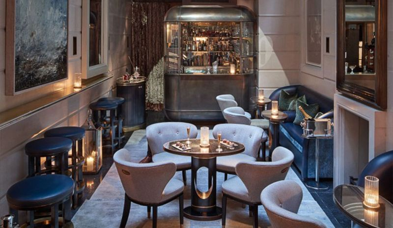 An Ode To Elegance In London: Inside The Connaught Luxury Hotel the connaught An Ode To Elegance In London: Inside The Connaught Luxury Hotel 2