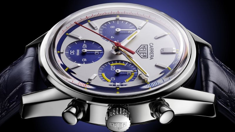 Carrying A Racing Heritage: The TAG Heuer's Carrera Montreal Watch