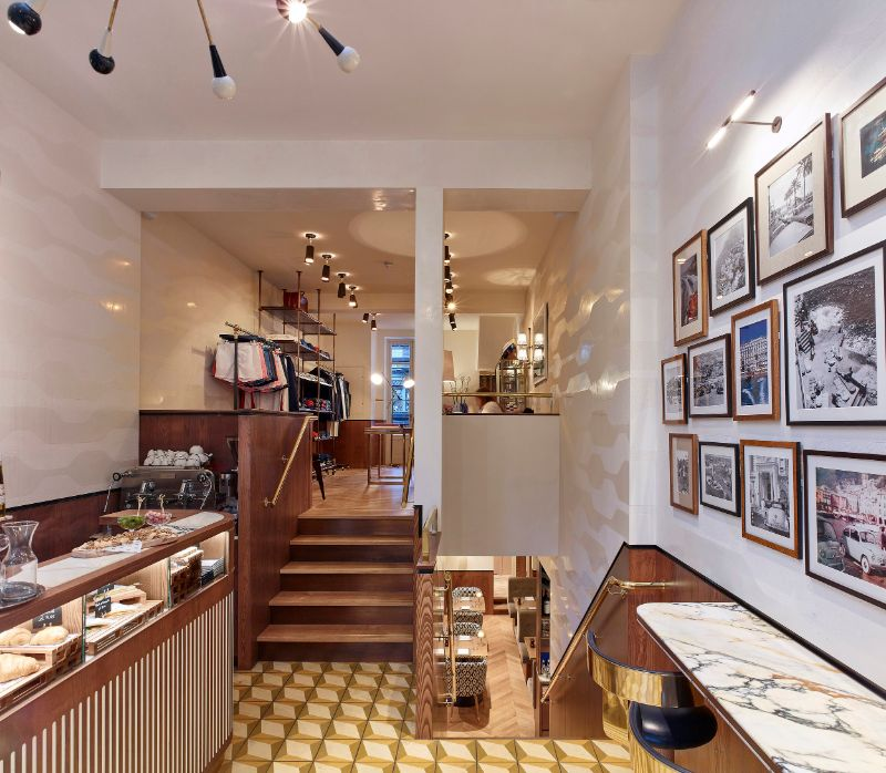 Inside The Londons's Chucs Westbourne Grove: A Design By Peter Mikic