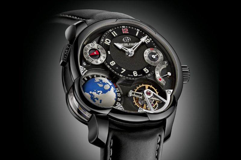 Perfection And Innovation: Discover GMT Timepieces By Greubel Forsey greubel forsey Perfection And Innovation: Discover GMT Timepieces By Greubel Forsey GMT EARTH 3