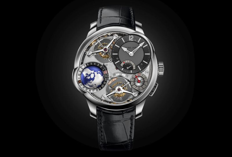 Perfection And Innovation: Discover GMT Timepieces By Greubel Forsey greubel forsey Perfection And Innovation: Discover GMT Timepieces By Greubel Forsey GMT QUADRUPLE TOURBILLON 1