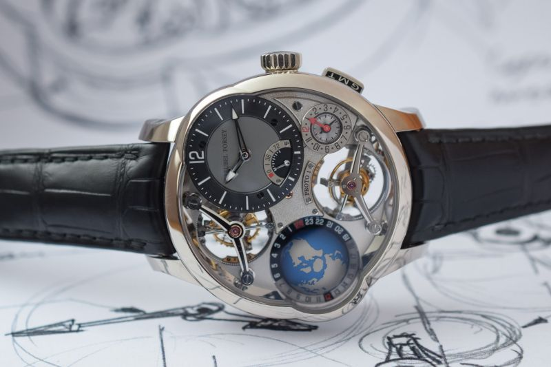 Perfection And Innovation: Discover GMT Timepieces By Greubel Forsey greubel forsey Perfection And Innovation: Discover GMT Timepieces By Greubel Forsey GMT QUADRUPLE TOURBILLON 2