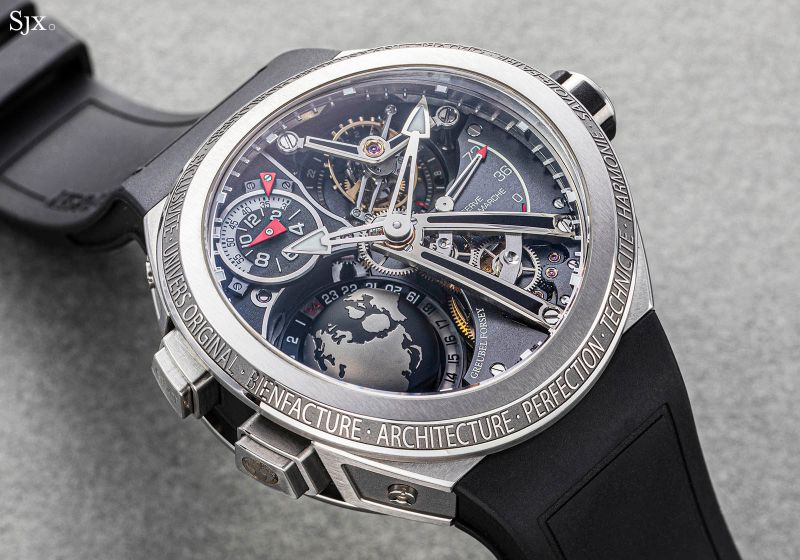 Perfection And Innovation: Discover GMT Timepieces By Greubel Forsey greubel forsey Perfection And Innovation: Discover GMT Timepieces By Greubel Forsey GMT Sport Greubel Forsey 1
