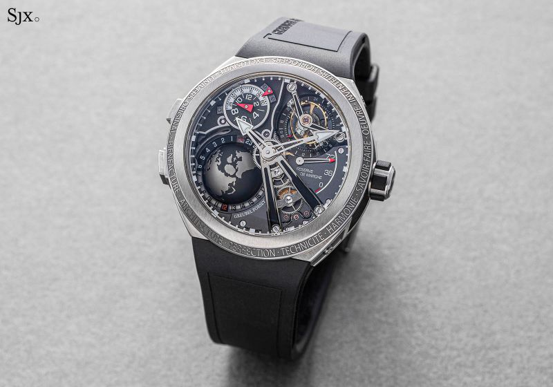 Perfection And Innovation: Discover GMT Timepieces By Greubel Forsey greubel forsey Perfection And Innovation: Discover GMT Timepieces By Greubel Forsey GMT Sport Greubel Forsey 2