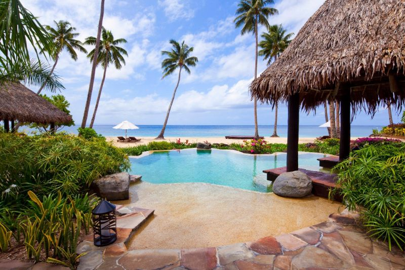 The Five Most Expensive Vacation Spots In The World luxury lifestyle Exclusive Vacation Getaways To Enhance Your Luxury Lifestyle Hilltop Villa at the Laucala Island Resort Laucala Island Fiji