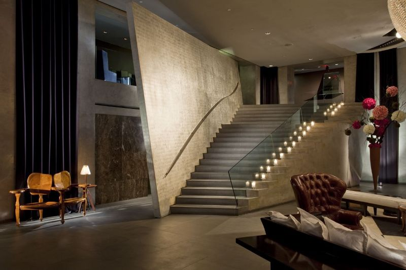 Inside Hotel Paramount In New York: A Masterpiece By Philippe Starck philippe starck Inside Hotel Paramount In New York: A Masterpiece By Philippe Starck Hotel Paramount New York 6