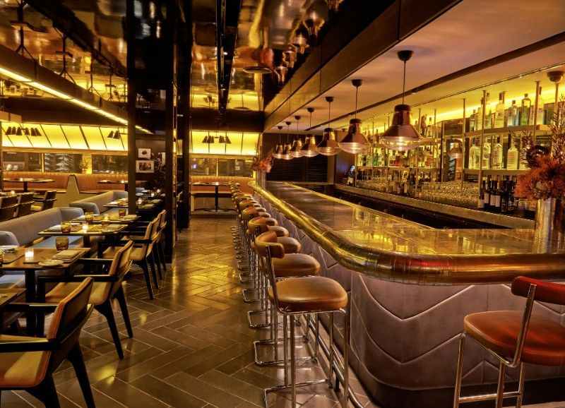 Inside Hotel Paramount In New York: A Masterpiece By Philippe Starck