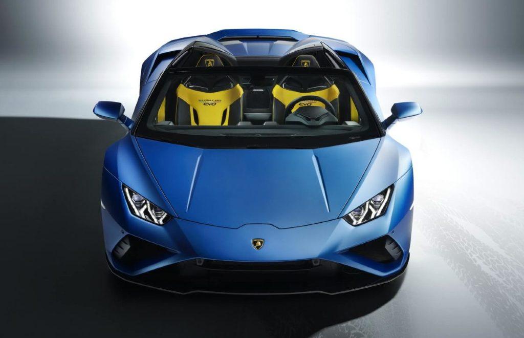 The Lamborghini Huracán Evo RWD Spyder: A Brand's Greatest Heritage