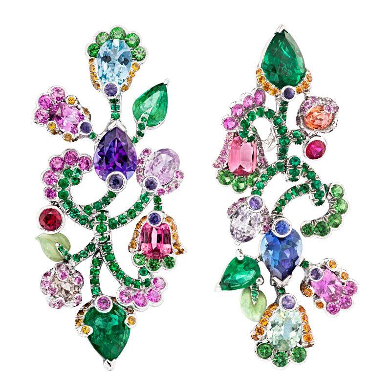 Exceptional Creations: Unique Artworks And Jewelry Pieces By Fabergé fabergé Exceptional Creations: Unique Artworks And Jewelry Pieces By Fabergé Secret Garden 1