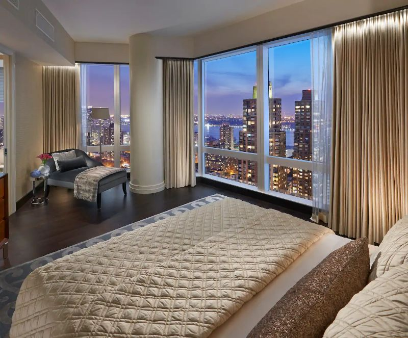 The Five Most Expensive Vacations Spot In The World luxury lifestyle Exclusive Vacation Getaways To Enhance Your Luxury Lifestyle Suite 5000 at the Mandarin Oriental NYC 2