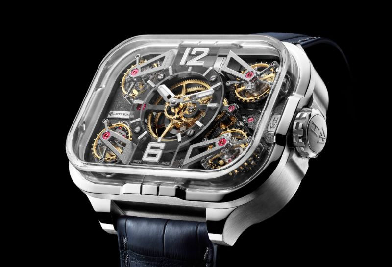 Discover 10 Luxury Timepieces With Unique And Marvelous Features timepieces Discover 10 Luxury Timepieces With Unique And Marvelous Features histoire de tourbillon 10 harry winston