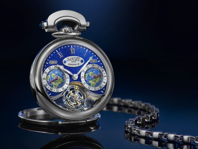 Discover 10 Luxury Timepieces With Unique And Marvelous Features timepieces Discover 10 Luxury Timepieces With Unique And Marvelous Features virtuoso x by bovet 1822