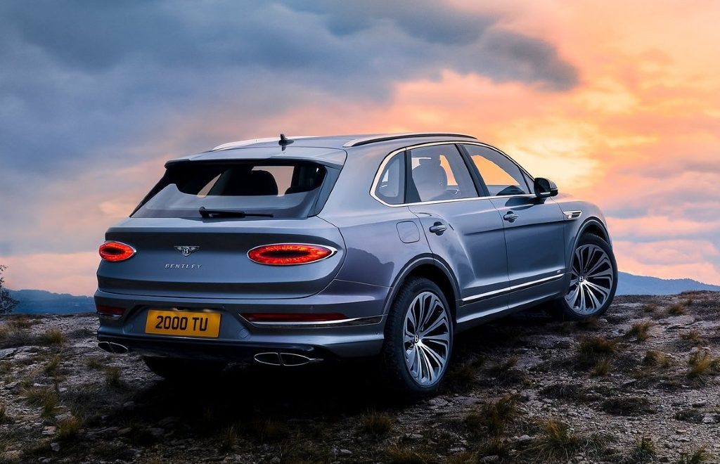 Get Impressed By The Opulent New 2021 Bentley Bentayga