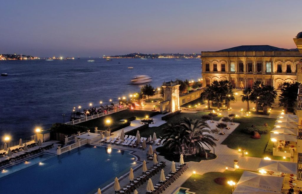 An Exclusive Experience: Inside The Luxury Kempinski Hotel in Istanbul