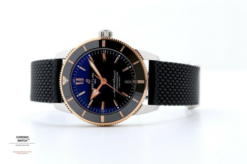 A Tribute To Beverly Hills: The New Modern Watch By Breitling breitling A Tribute To Beverly Hills: The New Modern Watch By Breitling Black and Gold 2