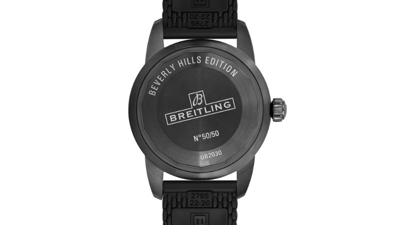 A Tribute To Beverly Hills: The New Modern Watch By Breitling breitling A Tribute To Beverly Hills: The New Modern Watch By Breitling Breitling Superocean Heritage B20 Automatic 44 2