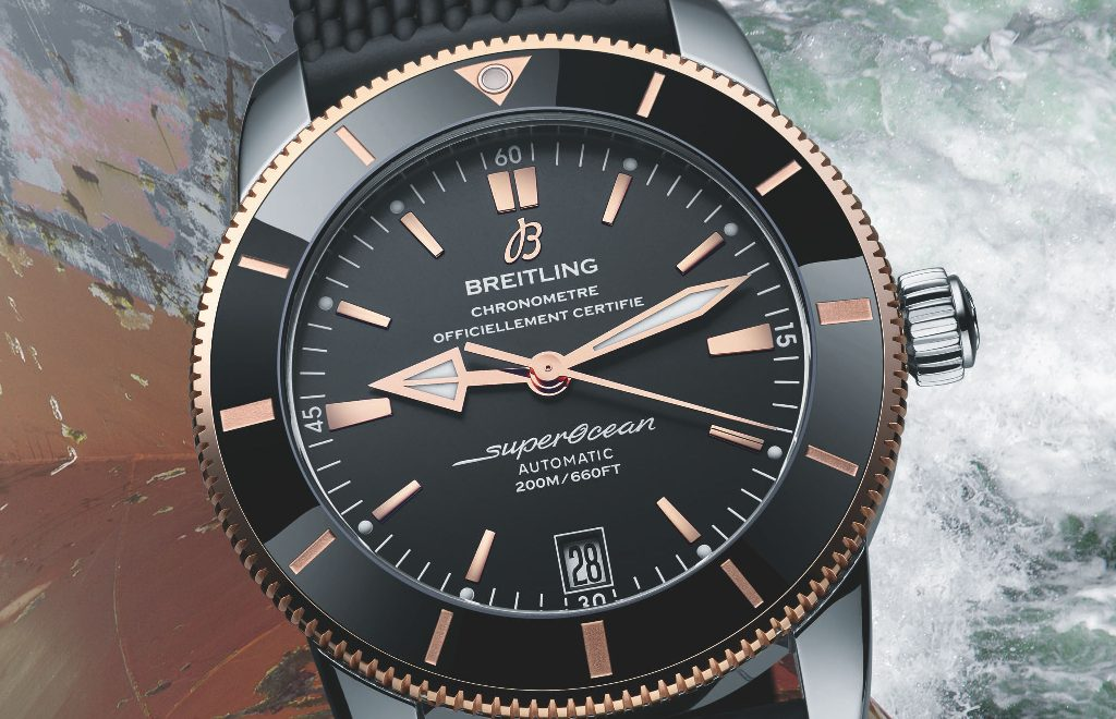 A Tribute To Beverly Hills: The New Modern Watch By Breitling