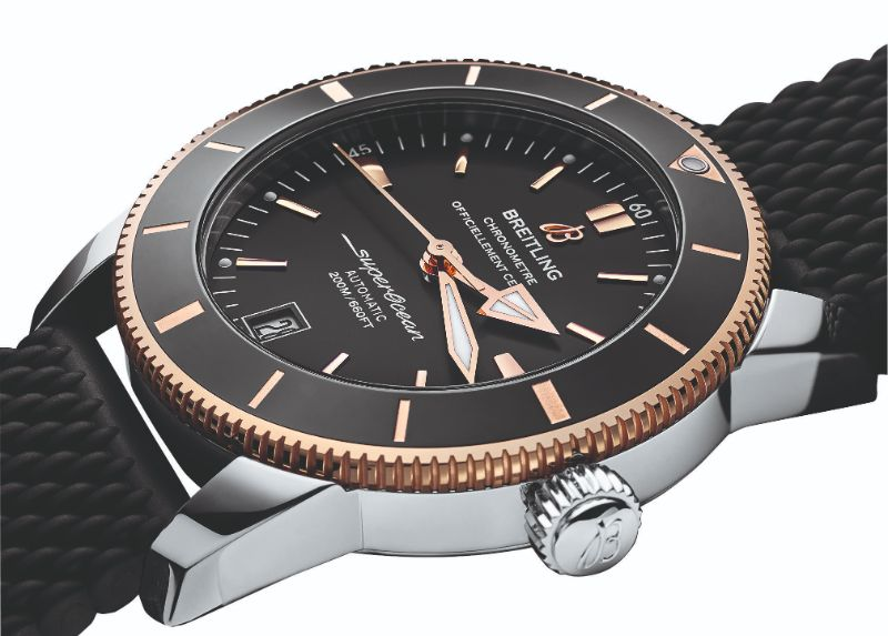 A Tribute To Beverly Hills: The New Modern Watch By Breitling breitling A Tribute To Beverly Hills: The New Modern Watch By Breitling Breitling Superocean Heritage B20 Automatic 44 5
