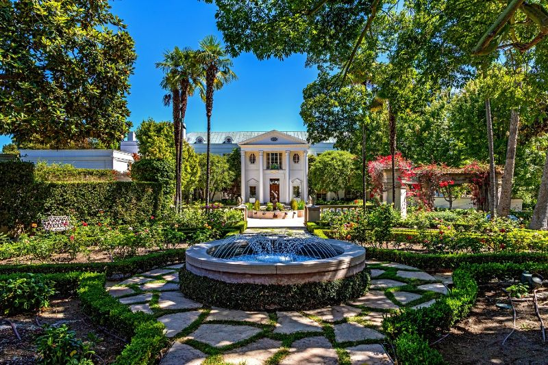 From London To Texas: The 10 Most Expensive Homes In The World expensive homes From London To Texas: The 10 Most Expensive Homes In The World Casa Encantada Bel Air California