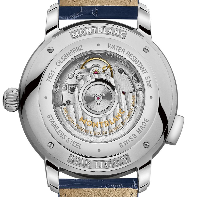 All The World In Your Wrist: The New Intuitive Timepiece By Montblanc montblanc The Whole World In Your Wrist: The New Montblanc's Intuitive Timepiece Montblanc Star Legacy Orbis Terrarum 4