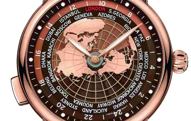 All The World In Your Wrist: The New Intuitive Timepiece By Montblanc montblanc The Whole World In Your Wrist: The New Montblanc's Intuitive Timepiece Montblanc Star Legacy Orbis Terrarum 7