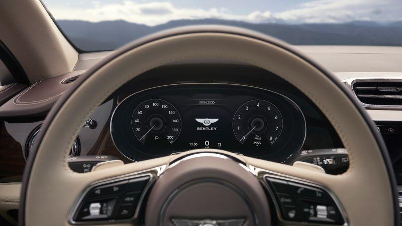 bentley Get Impressed By The Opulent New 2021 Bentley Bentayga New Bentayga Hallmark 7