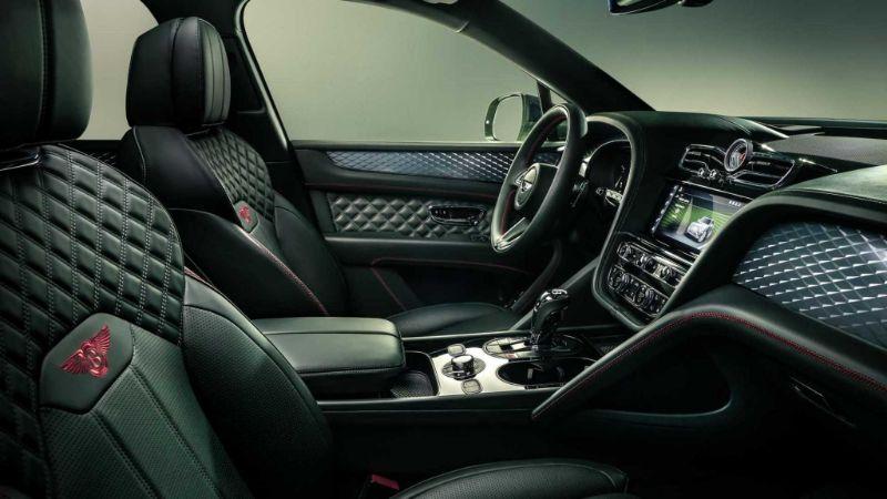 bentley Get Impressed By The Opulent New 2021 Bentley Bentayga Noul Bentley Bentayga facelift 9