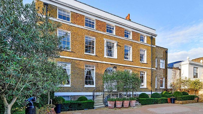 From London To Texas: The 10 Most Expensive Homes In The World expensive homes From London To Texas: The 10 Most Expensive Homes In The World Petra Ecclestone   s London Mansion
