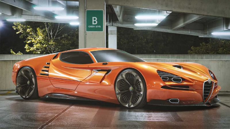 The Alfa Romeo's Montreal Vision GT: A Remarkable Supercar Concept alfa romeo The Alfa Romeo's Montreal Vision GT: A Remarkable Supercar Concept The Alfa Romeos Montreal Vision GT A Remarkable Supercar Concept 2
