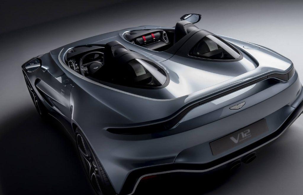 The Aston Martin V12 Speedste: Racing History And Aeronautical Design
