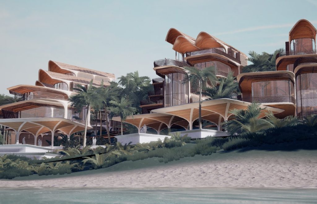 The New Caribbean Sustainable Luxury Homes By Zaha Hadid Architects