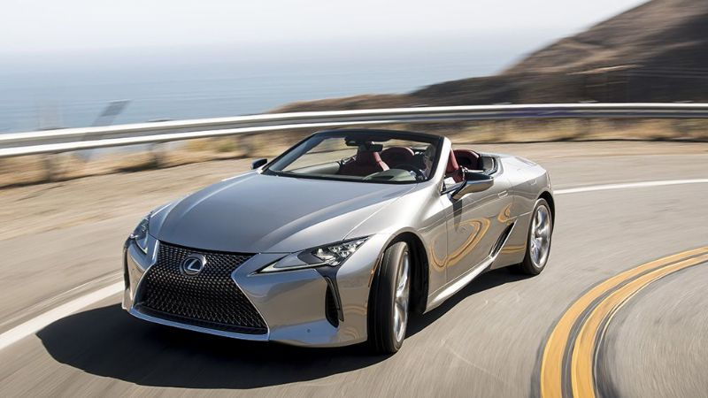 The Perfect Supercar For Summer: The New LC500 Convertible By Lexus lexus The Perfect Supercar For Summer: The New LC500 Convertible By Lexus The Perfect Supercar For Summer The New LC500 Convertible By Lexus 2