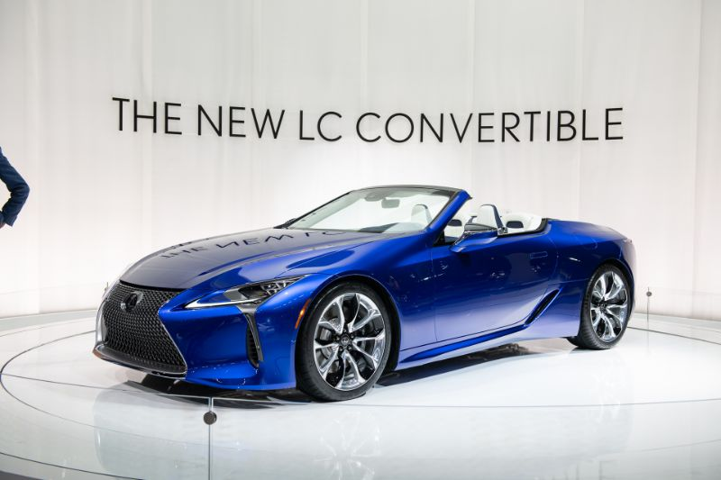 The Perfect Supercar For Summer: The New LC500 Convertible By Lexus lexus The Perfect Supercar For Summer: The New LC500 Convertible By Lexus The Perfect Supercar For Summer The New LC500 Convertible By Lexus 4