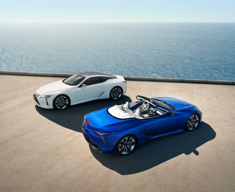 The Perfect Supercar For Summer: The New LC500 Convertible By Lexus lexus The Perfect Supercar For Summer: The New LC500 Convertible By Lexus The Perfect Supercar For Summer The New LC500 Convertible By Lexus 5