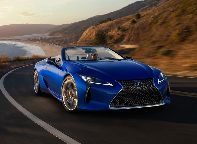 The Perfect Supercar For Summer: The New LC500 Convertible By Lexus lexus The Perfect Supercar For Summer: The New LC500 Convertible By Lexus The Perfect Supercar For Summer The New LC500 Convertible By Lexus 6