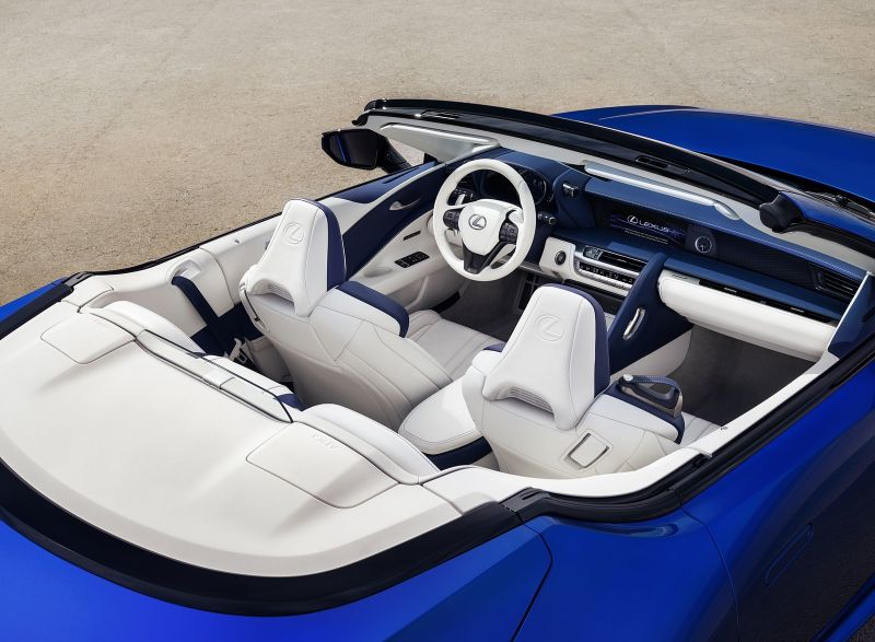 The Perfect Supercar For Summer: The New LC500 Convertible By Lexus lexus The Perfect Supercar For Summer: The New LC500 Convertible By Lexus The Perfect Supercar For Summer The New LC500 Convertible By Lexus 7