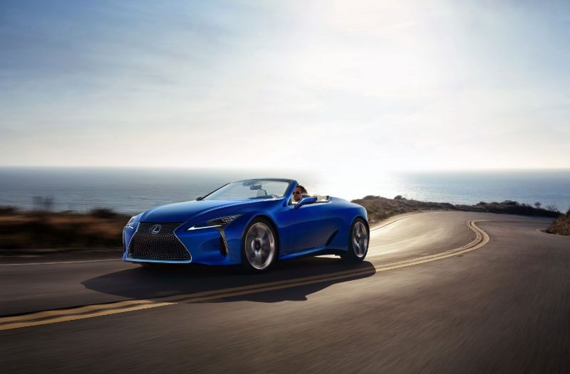 The Perfect Supercar For Summer: The New LC500 Convertible By Lexus lexus The Perfect Supercar For Summer: The New LC500 Convertible By Lexus The Perfect Supercar For Summer The New LC500 Convertible By Lexus 8