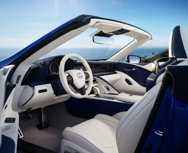 The Perfect Supercar For Summer: The New LC500 Convertible By Lexus lexus The Perfect Supercar For Summer: The New LC500 Convertible By Lexus The Perfect Supercar For Summer The New LC500 Convertible By Lexus 9