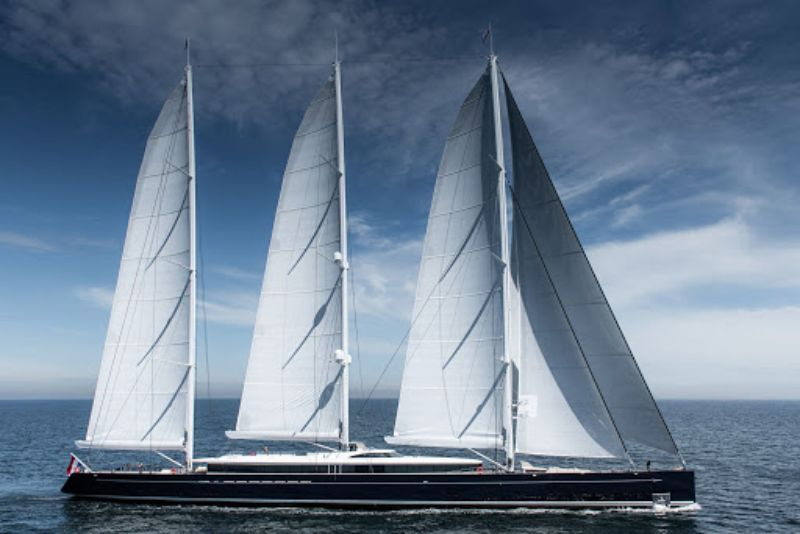The Sea Eagle II: All About The Largest Aluminium Sailing Superyacht sea eagle ii The Sea Eagle II: All About The Largest Aluminium Sailing Superyacht The Sea Eagle II All About The Largest Aluminium Sailing Superyacht 2