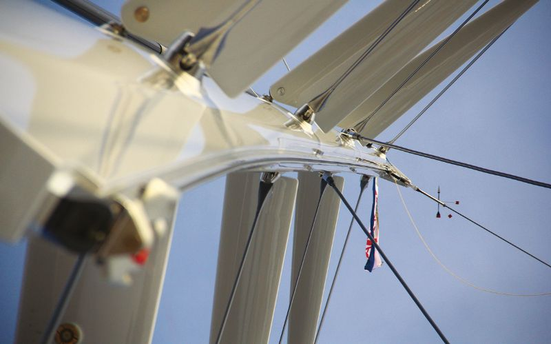 The Sea Eagle II: All About The Largest Aluminium Sailing Superyacht sea eagle ii The Sea Eagle II: All About The Largest Aluminium Sailing Superyacht The Sea Eagle II All About The Largest Aluminium Sailing Superyacht 4