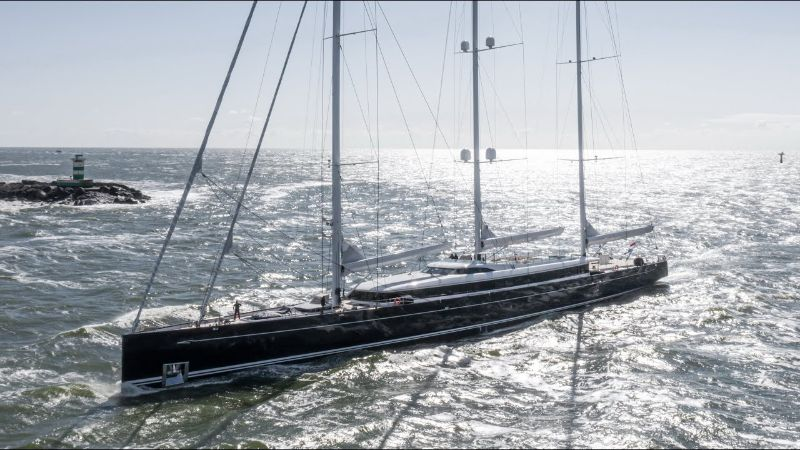 The Sea Eagle II: All About The Largest Aluminium Sailing Superyacht sea eagle ii The Sea Eagle II: All About The Largest Aluminium Sailing Superyacht The Sea Eagle II All About The Largest Aluminium Sailing Superyacht 5